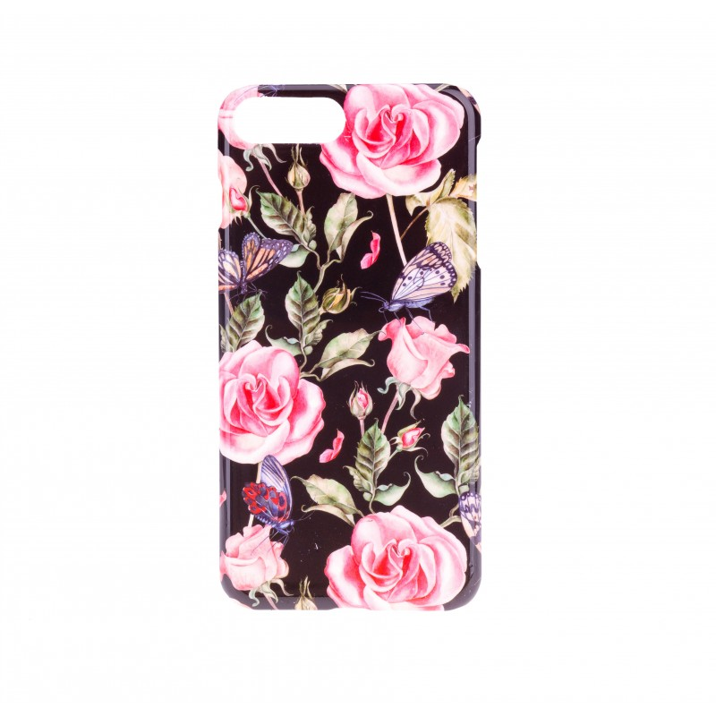 BasicsMobile Roses Of Butterflies iPhone 7/8 Cover