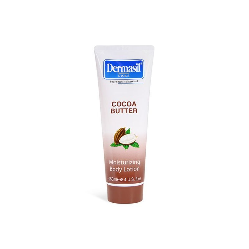 Dermasil Cocoa Butter Body Lotion