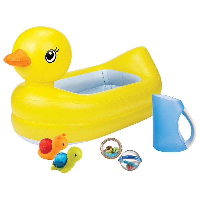 Munchkin Splish & Splash Bath Set