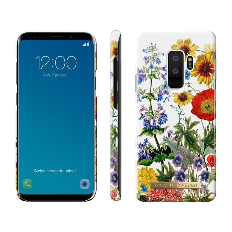 iDeal Of Sweden Fashion Case Galaxy S9 PLUS Flower Meadow