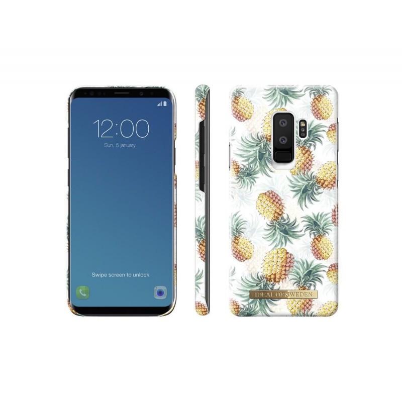 iDeal Of Sweden Fashion Case Galaxy S9 PLUS Pineapple Bonanza