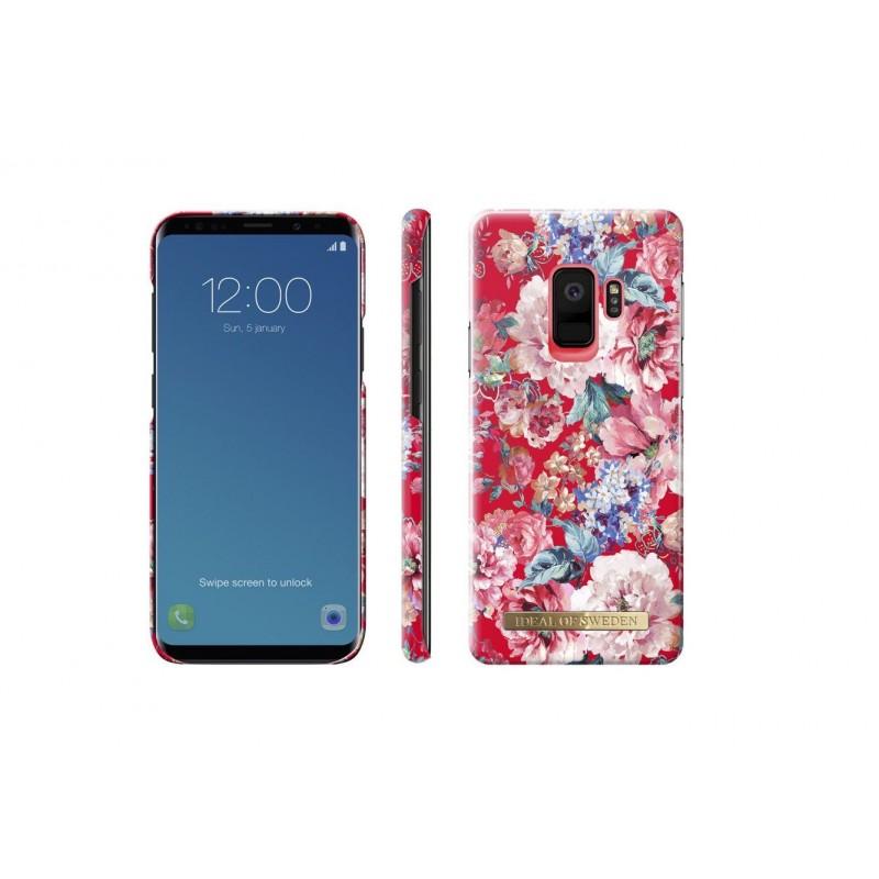 iDeal Of Sweden Fashion Case Galaxy S9 Statement Florals