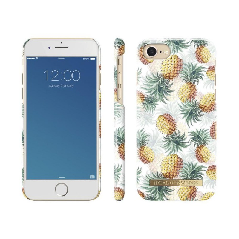 iDeal Of Sweden Fashion Case iPhone 6/6S/7/8 Pineapple Bonanza