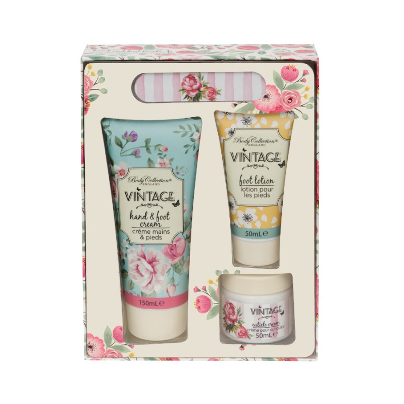 Body Collection Vintage Hand & Foot Treats