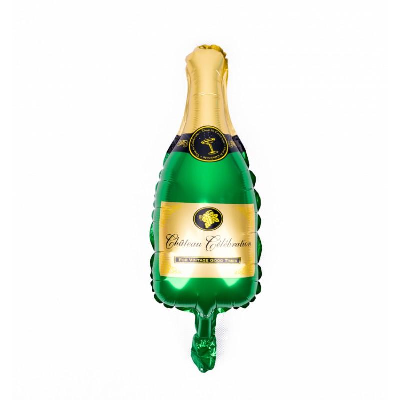 BasicsHome Foil Balloon Mini Champagne
