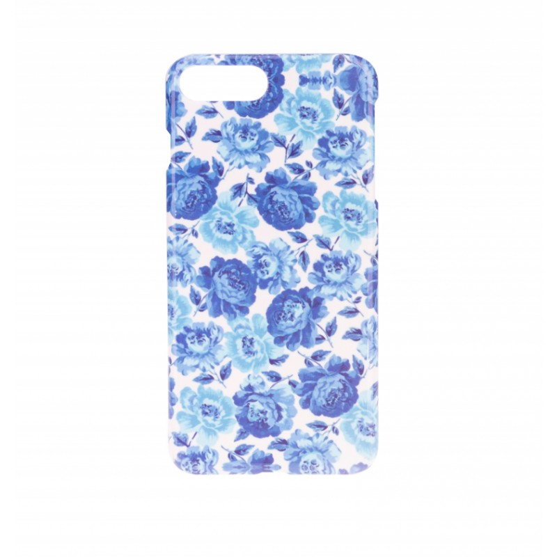 BasicsMobile Baby Blue Roses iPhone 7/8 Cover
