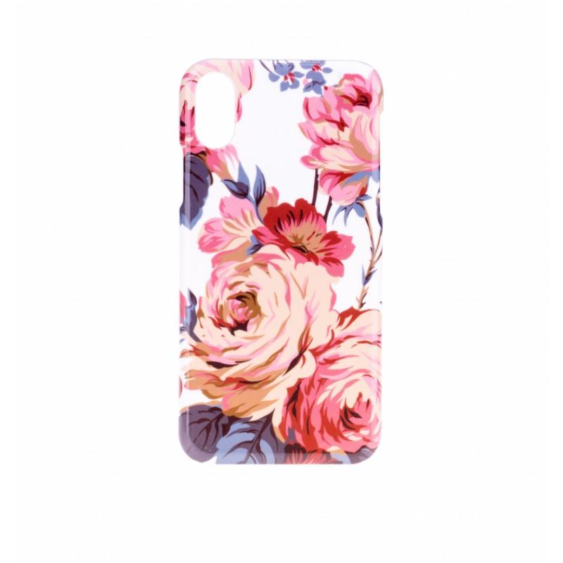 BasicsMobile Rose Paint iPhone X/XS suojakuori