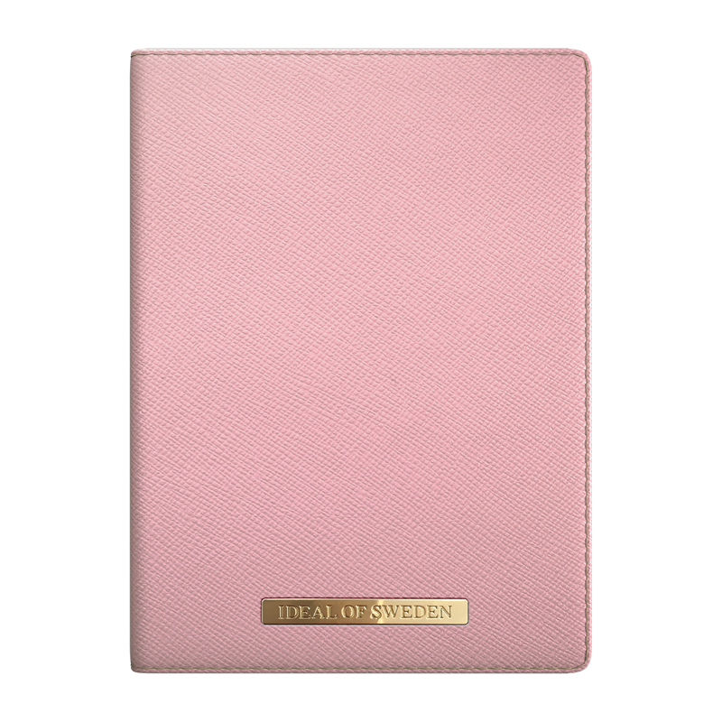 iDeal Of Sweden Passport Cover Pink
