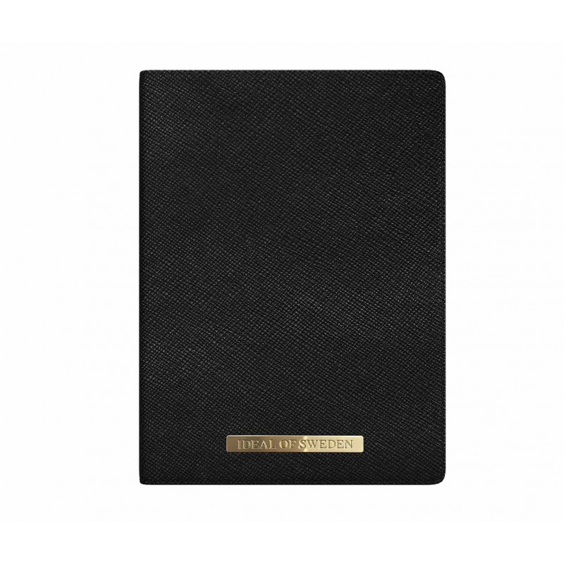 iDeal Of Sweden Passport Cover Black