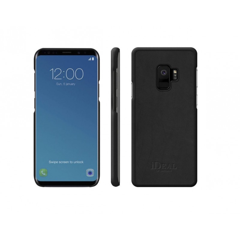 iDeal Of Sweden Como Case Galaxy S9 Black