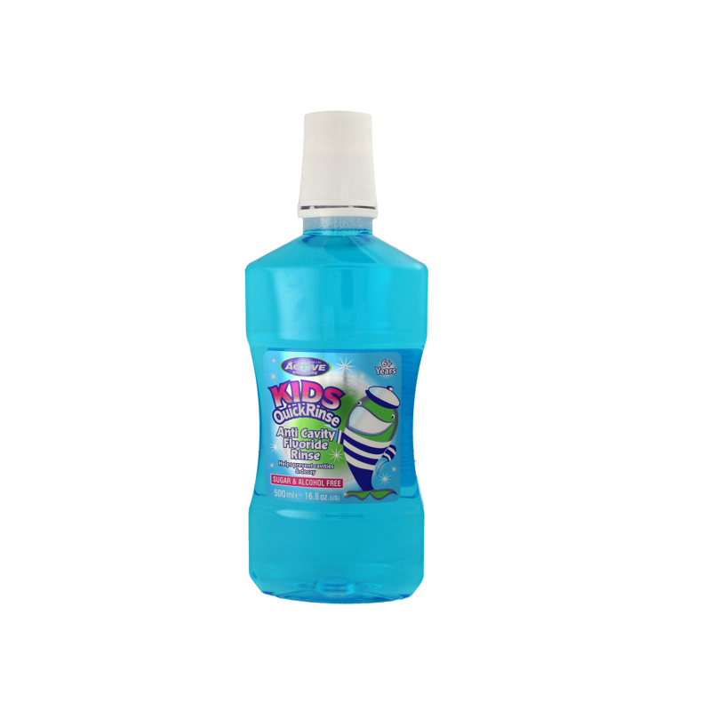 Active Oral Care Kids Quick Rinse Mouthwash