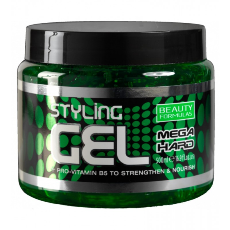 Beauty Formulas Mega Hard Styling Gel
