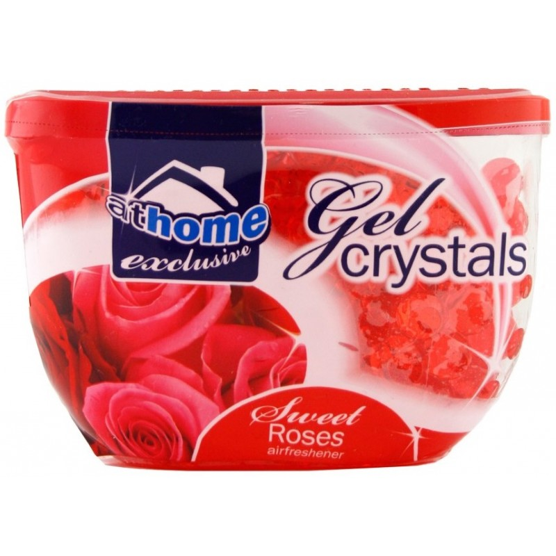 At Home Exclusive Gel Crystals Air Freshener Sweet Roses