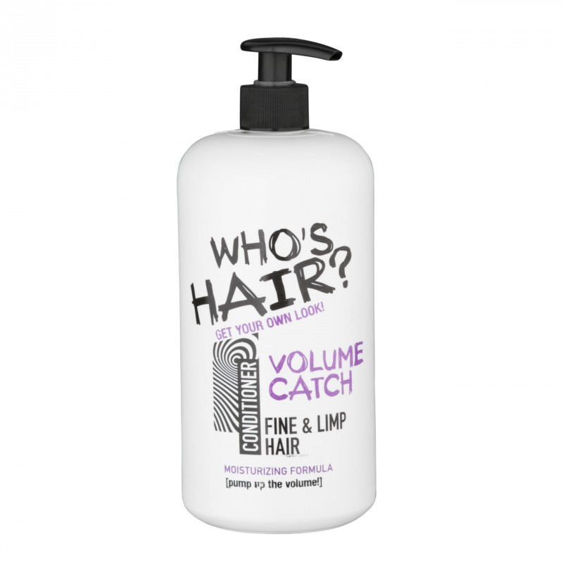 Who's Hair? Volume Catch Conditioner