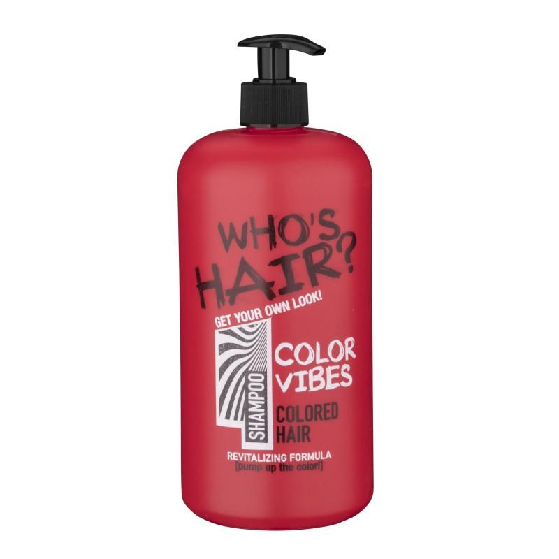 Who's Hair? Color Vibes Shampoo