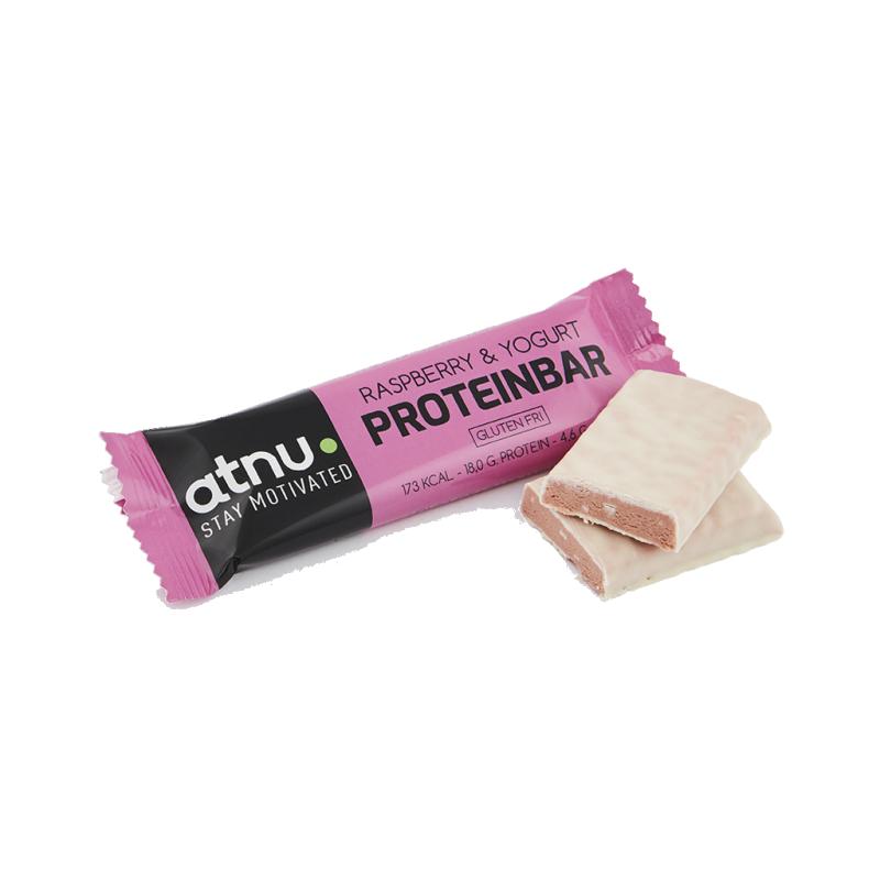 Atnu Raspberry & Yogurt Proteinbar