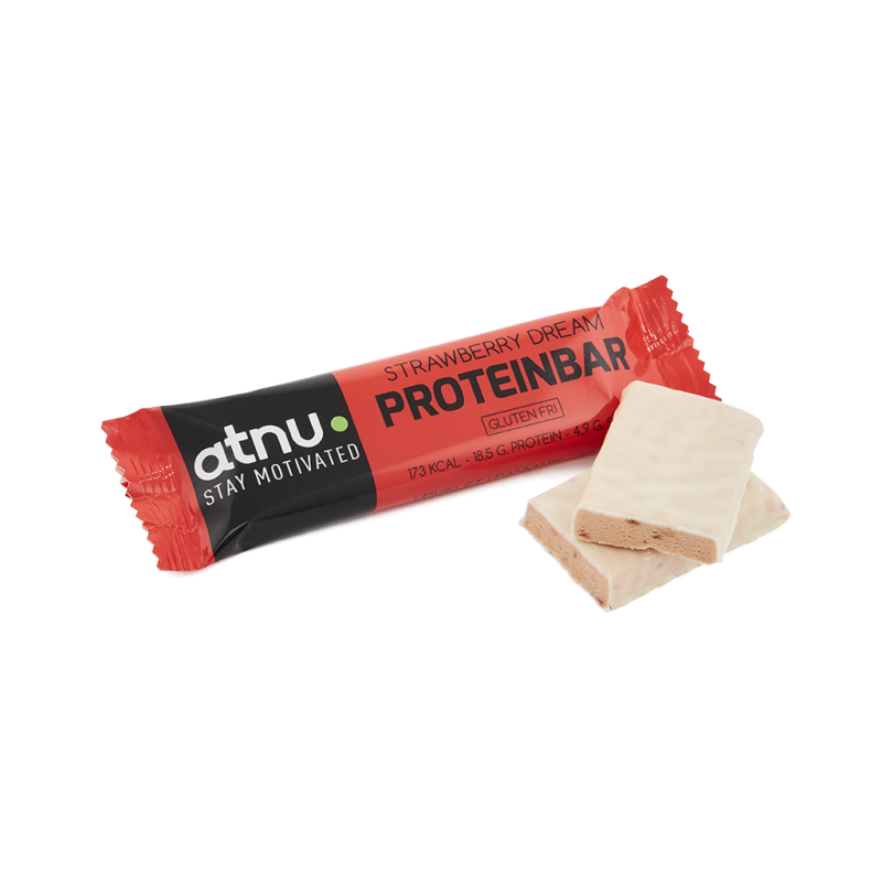 Atnu Strawberry Dream Proteiinipatukka
