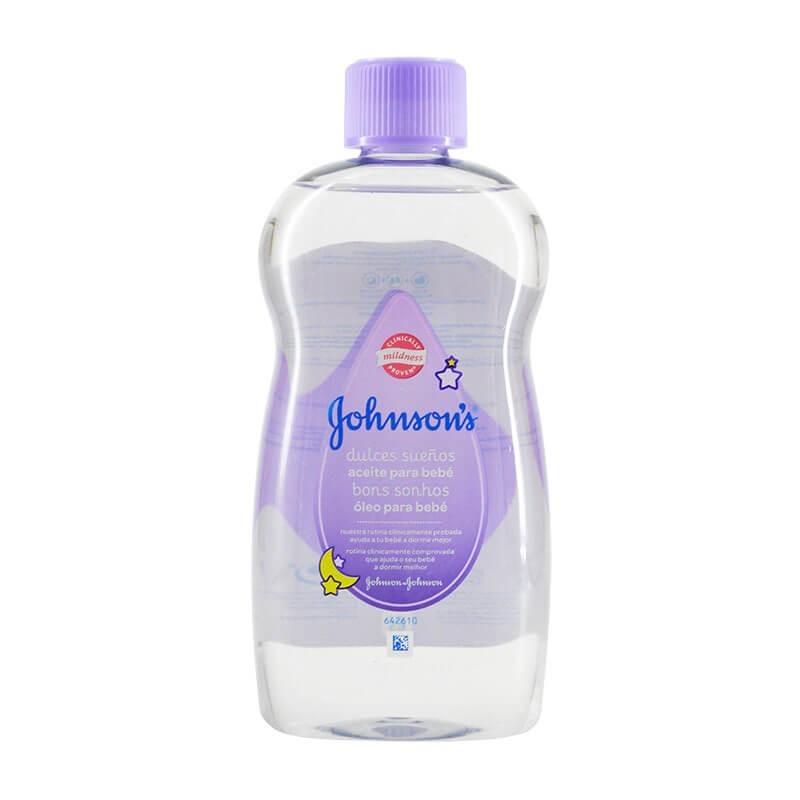 Johnson's Baby Oil Lavender