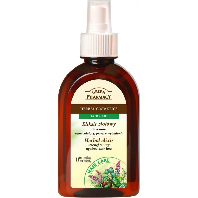 Green Pharmacy Herbal Hair Elixir Hair Loss
