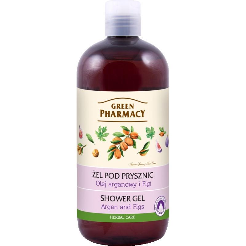 Green Pharmacy Argan & Figs Shower Gel