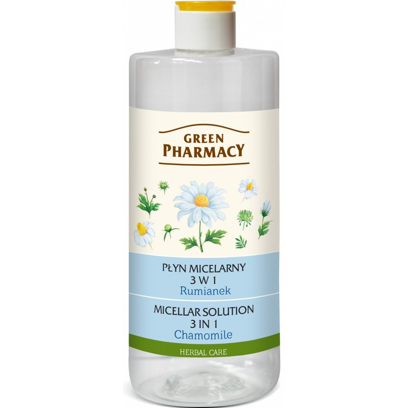 Green Pharmacy Chamomile 3in1 Micellar Solution