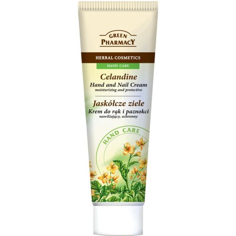 Green Pharmacy Celandine Hand & Nail Cream