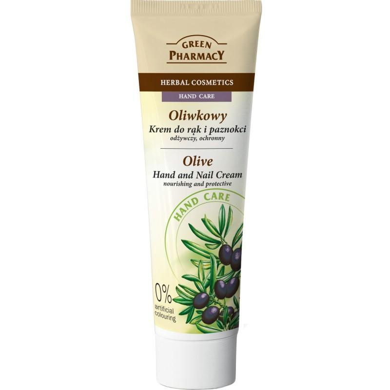 Green Pharmacy Olive Hand & Nail Cream