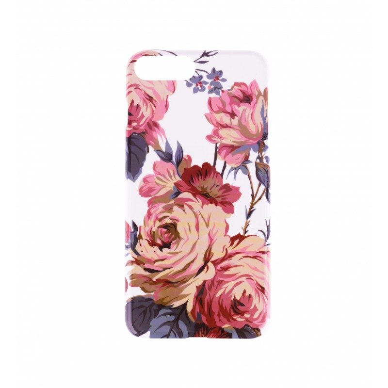 BasicsMobile Rose Paint iPhone 7/8 Cover