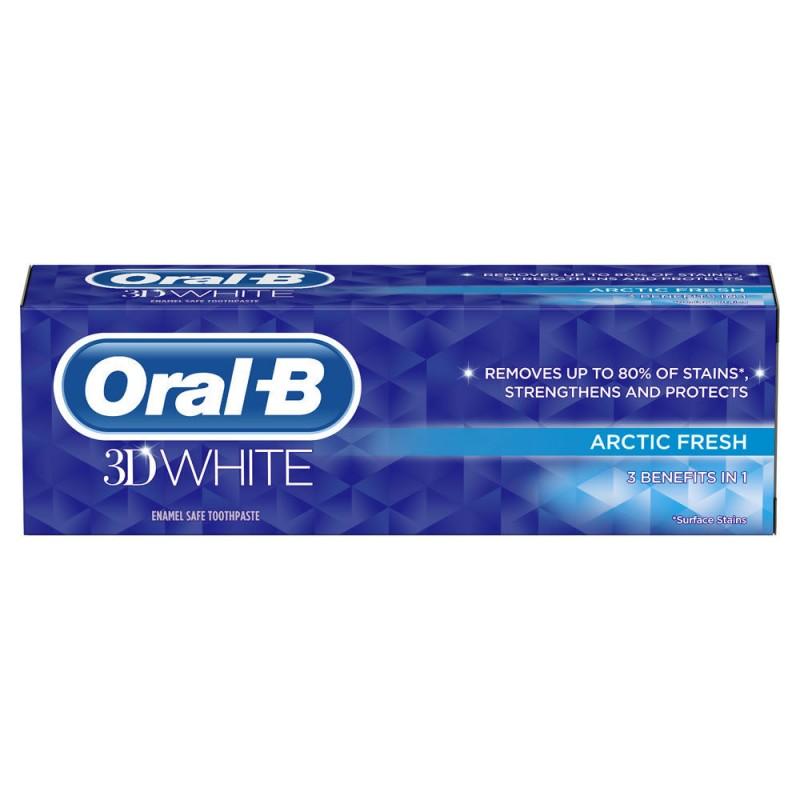 Oral-B 3D White Arctic Fresh