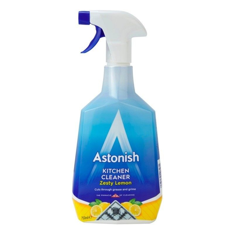 Astonish Kitchen Cleaner Zesty Lemon