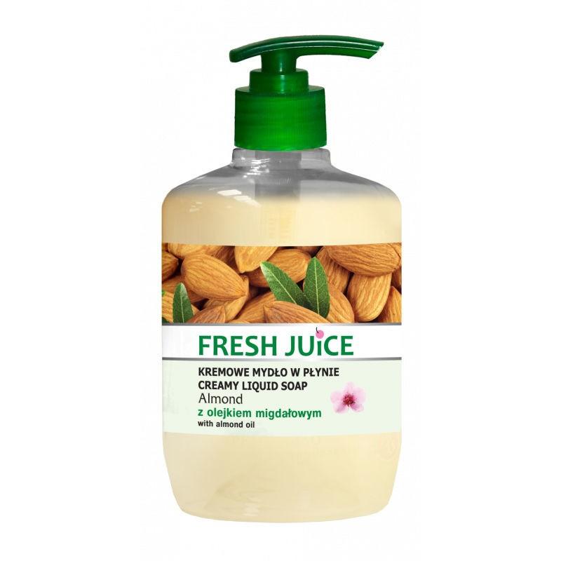 Fresh Juice Almond Liquid Soap