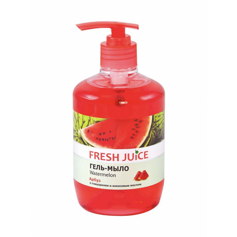 Fresh Juice Watermelon Liquid Soap