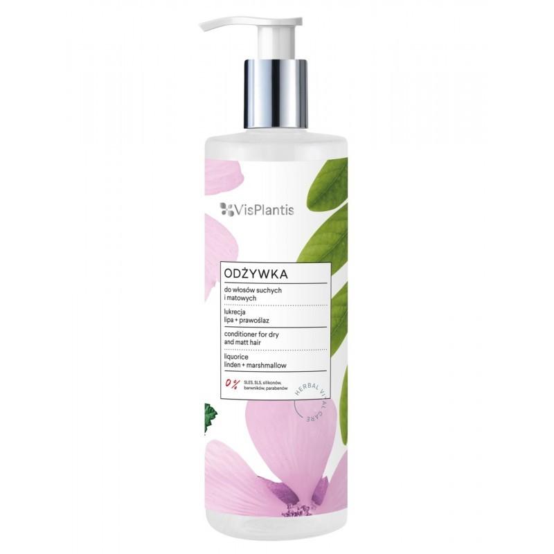 Vis Plantis Liquorice Conditioner Dry Hair