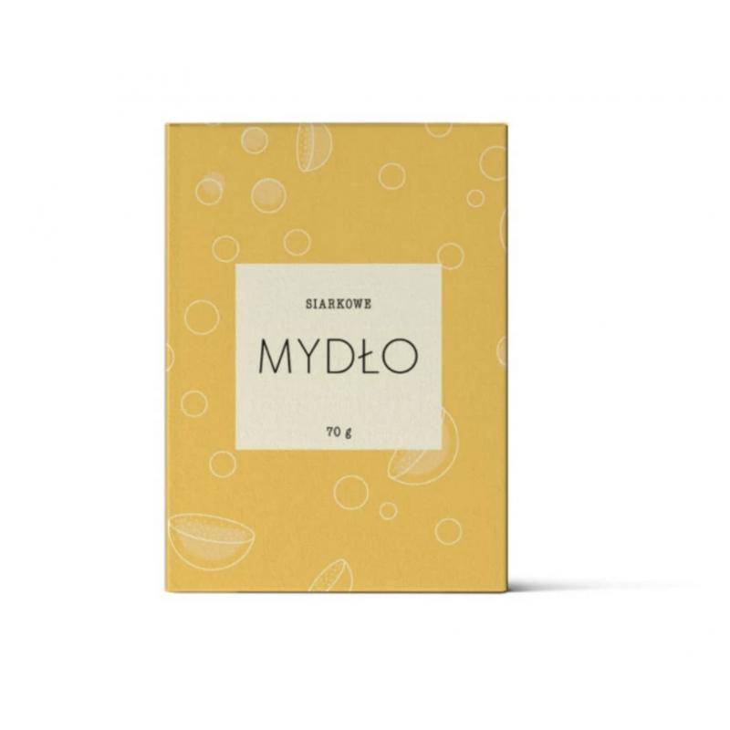 Vis Plantis Mydlo Sulphur Soap Problem Skin