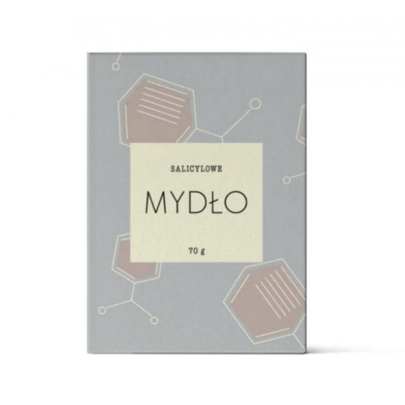 Vis Plantis Mydlo Salicylic Soap Problem Skin