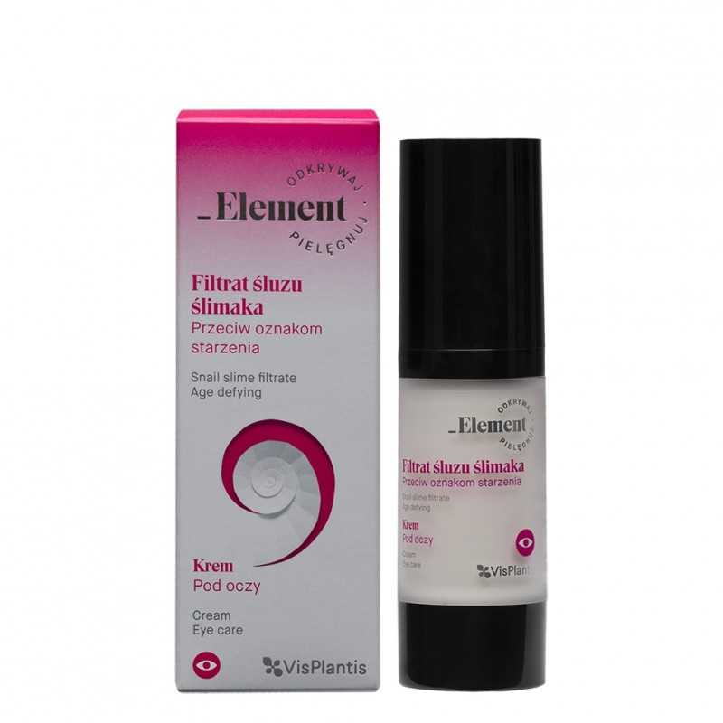 Element Snail Slime Age Defying Eye Cream
