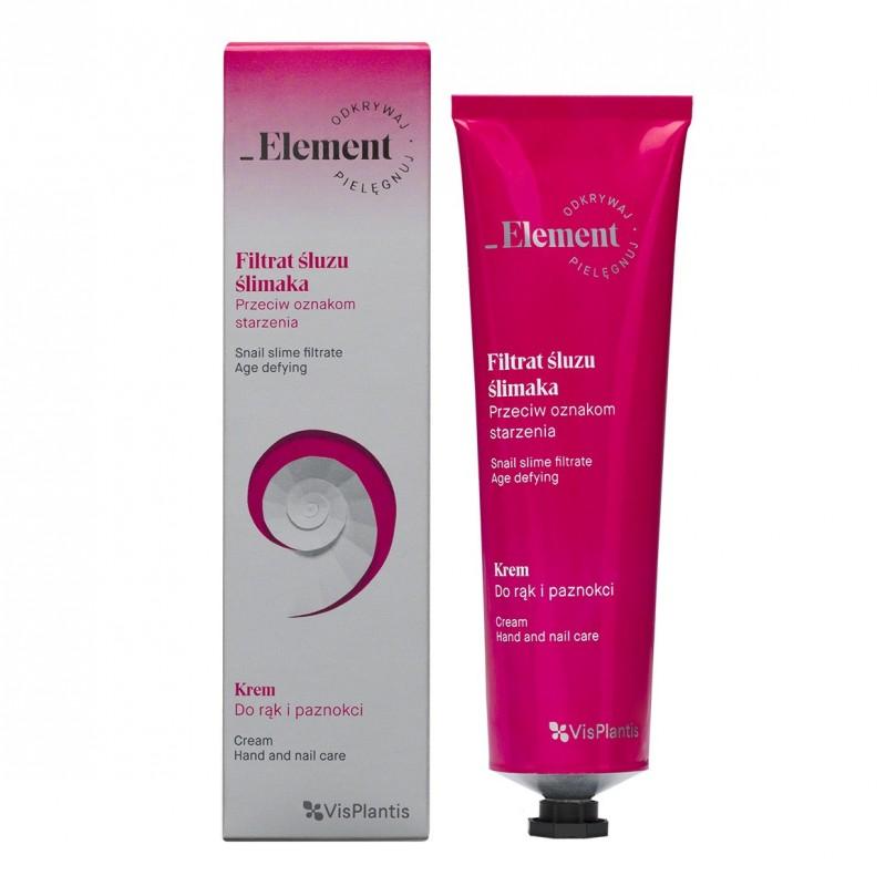 Element Snail Slime Age Defying Hand Cream