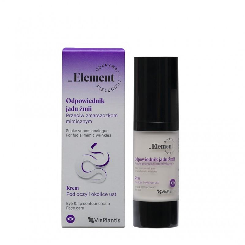 Element Snake Venom Eye & Lip Contour Cream