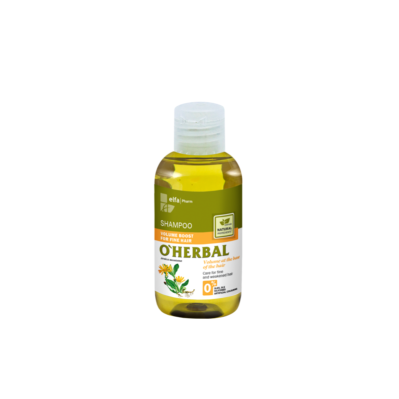 O'Herbal Volume Boost Fine Hair Arnica Extract Shampoo