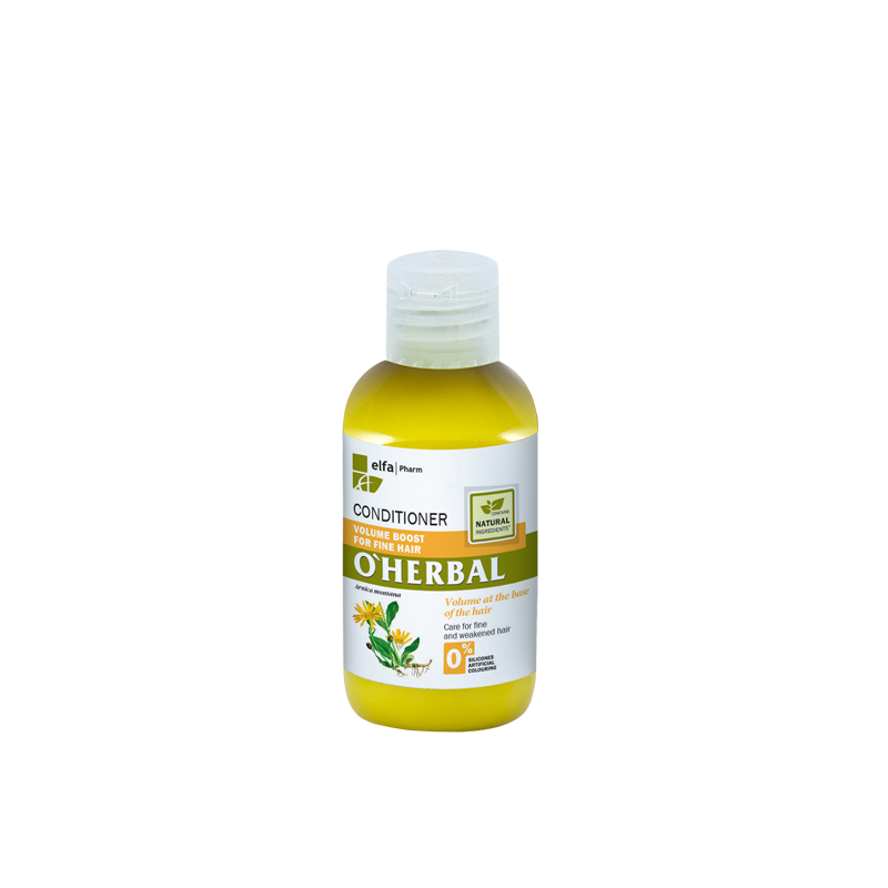 O'Herbal Volume Boost Fine Hair Arnica Extract Conditioner