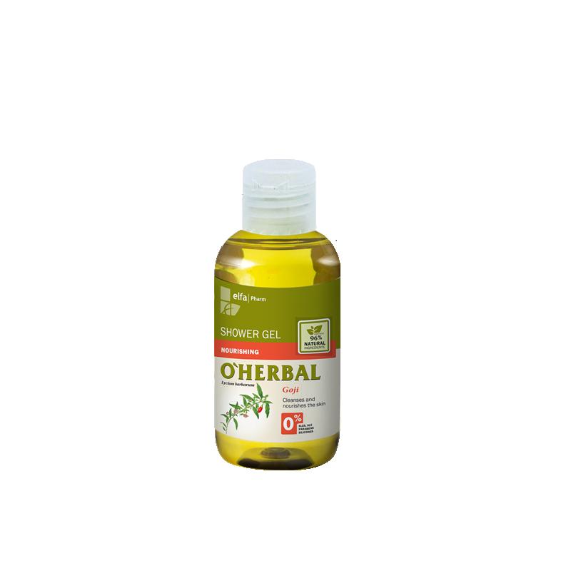 O'Herbal Nourishing Shower Gel Goji Extract