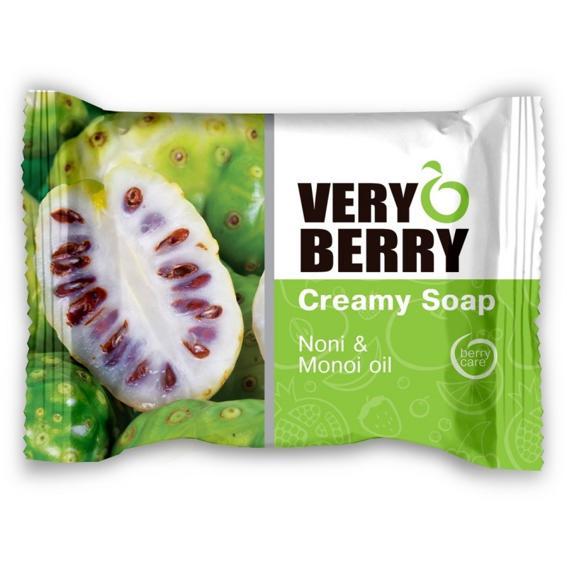 Very Berry Noni & Monoi Oil Creamy Soap