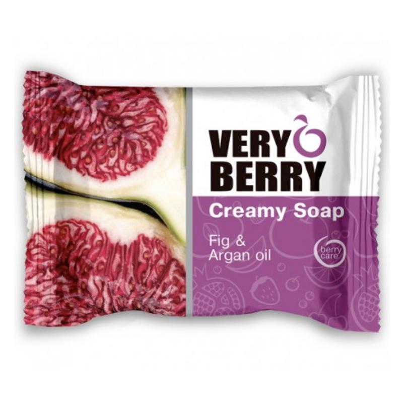 Very Berry Fig & Argan Oil Creamy Soap