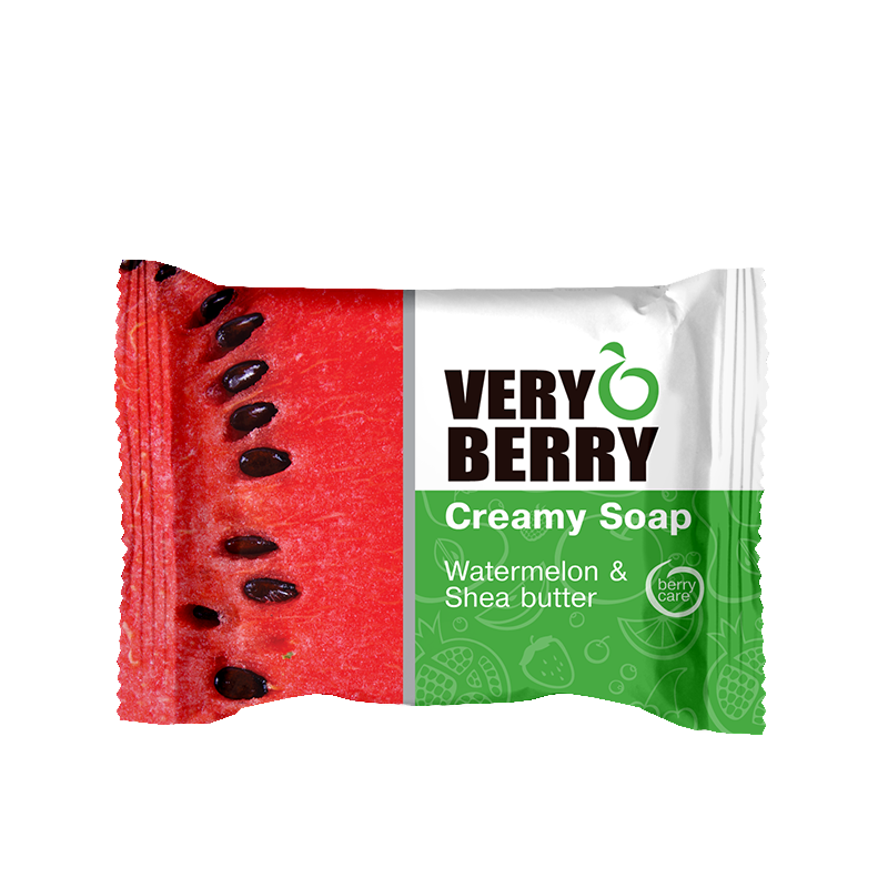 Very Berry Watermelon & Shea Butter Creamy Soap