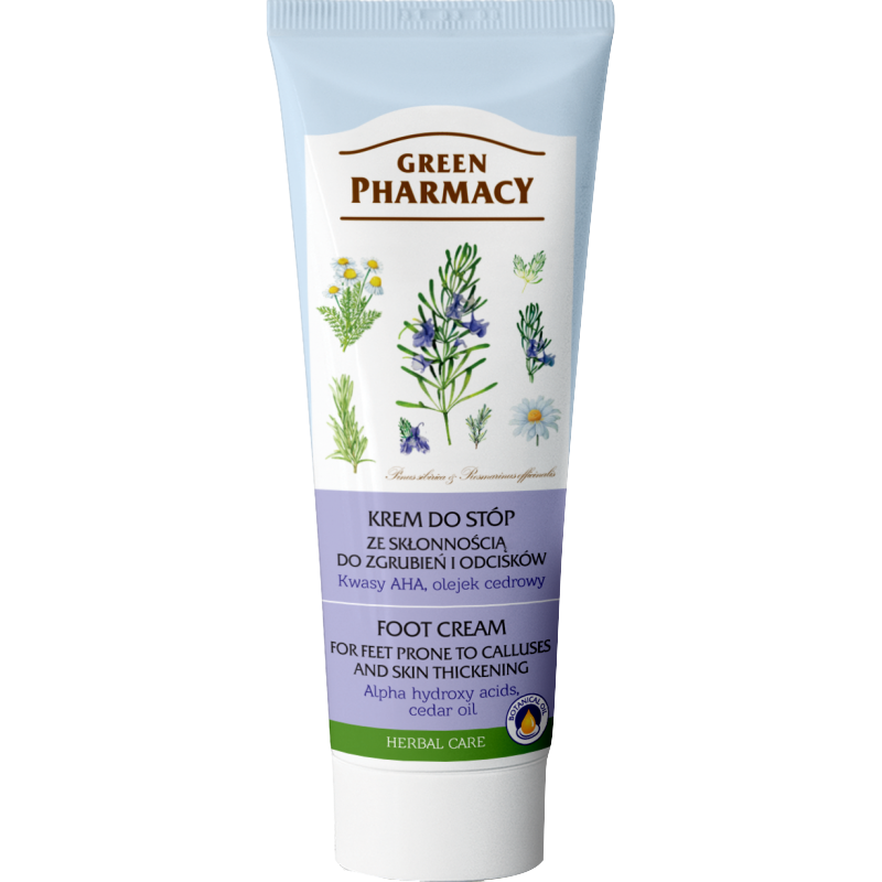 Green Pharmacy Foot Cream Prone To Calluses