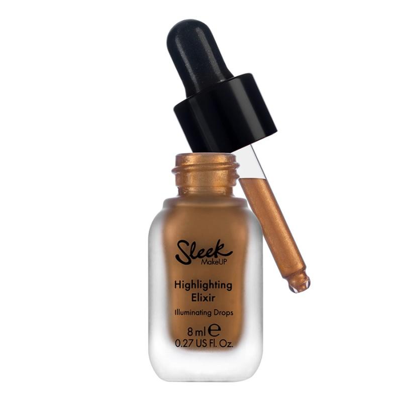 Sleek Makeup Highlighting Elixir Drops Sun.Lit
