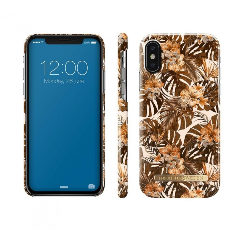iDeal Of Sweden Fashion Case iPhone X/XS Autumn Forest