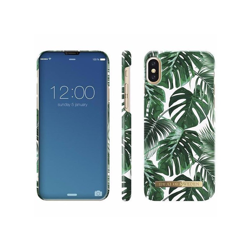 iDeal Of Sweden Fashion Case iPhone XR Monstera Jungle