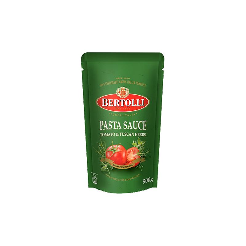 Bertolli Pastakastike Tomaatti & Toscanan yrttejä