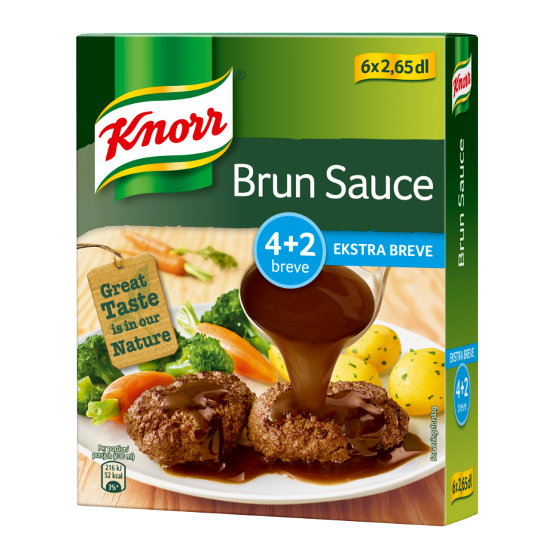 Knorr Ruskeakastike